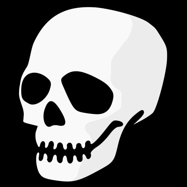 Purzen Skull PNG Clip art