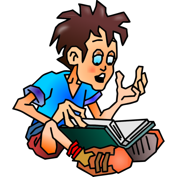 Education Student Reading PNG Clip art