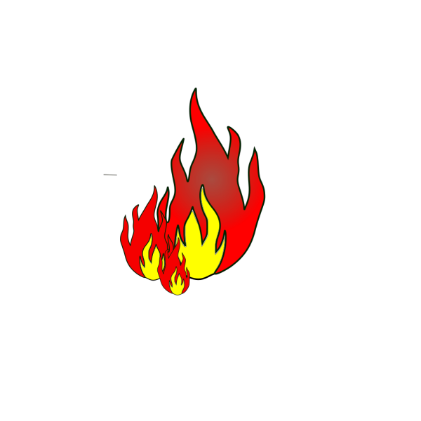 Fire 9 PNG Clip art