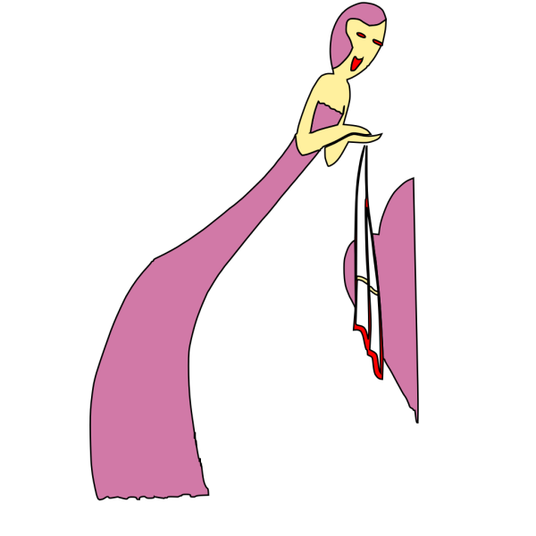 Cartoon Singer PNG images