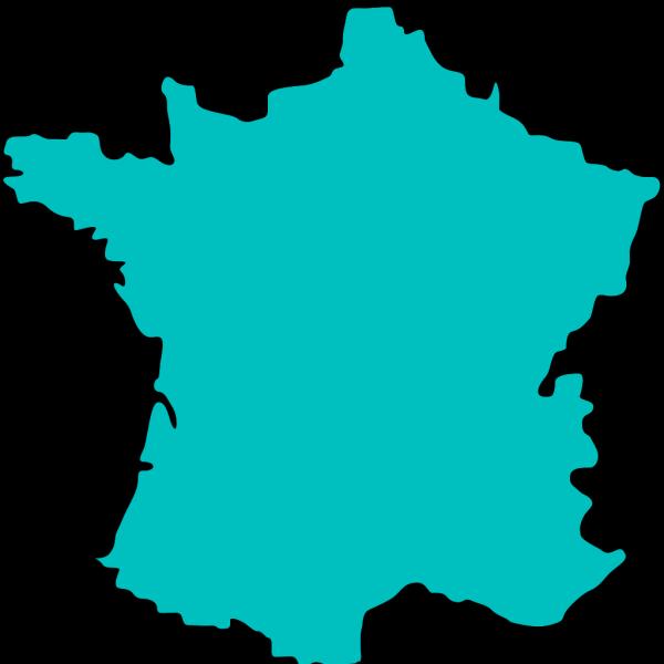 Outline Of France PNG images
