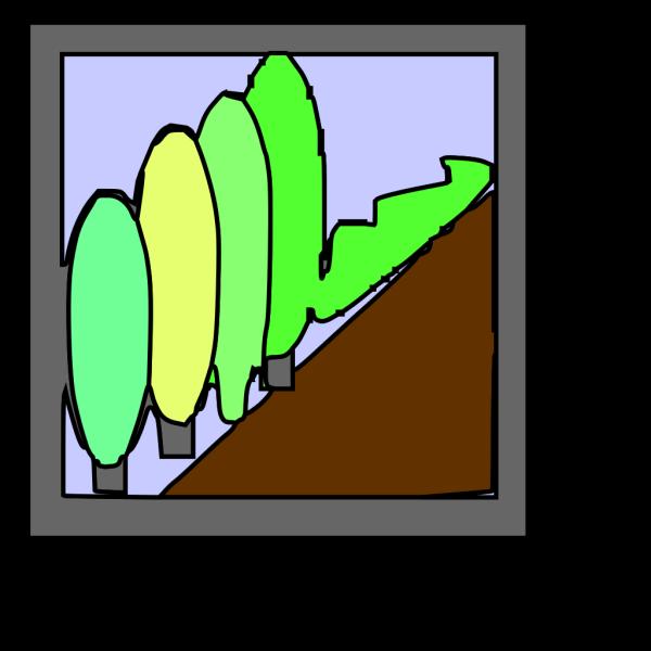 Cartoon Portrait Frame PNG Clip art
