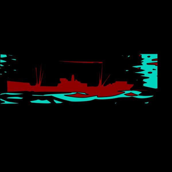 Cartoon Ship PNG Clip art