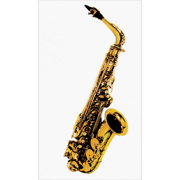 Saxophone 4 PNG images