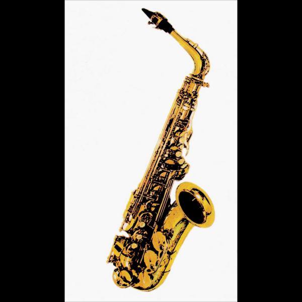 Saxophone 4 PNG Clip art