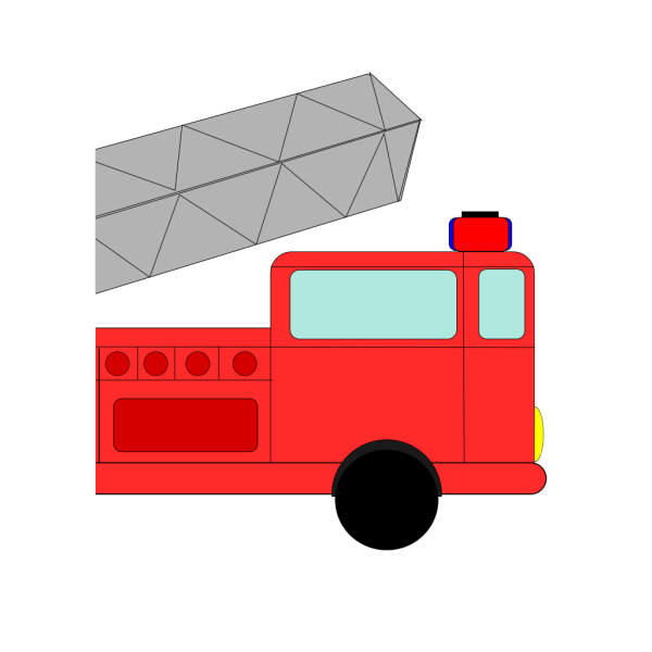 Fire Engine PNG Clip art