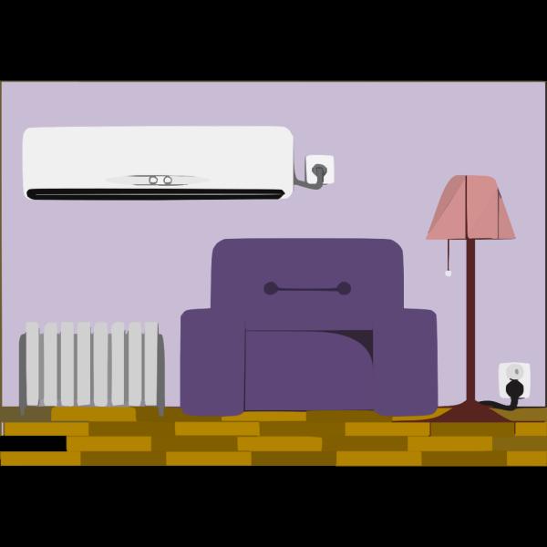 Livingroom PNG Clip art