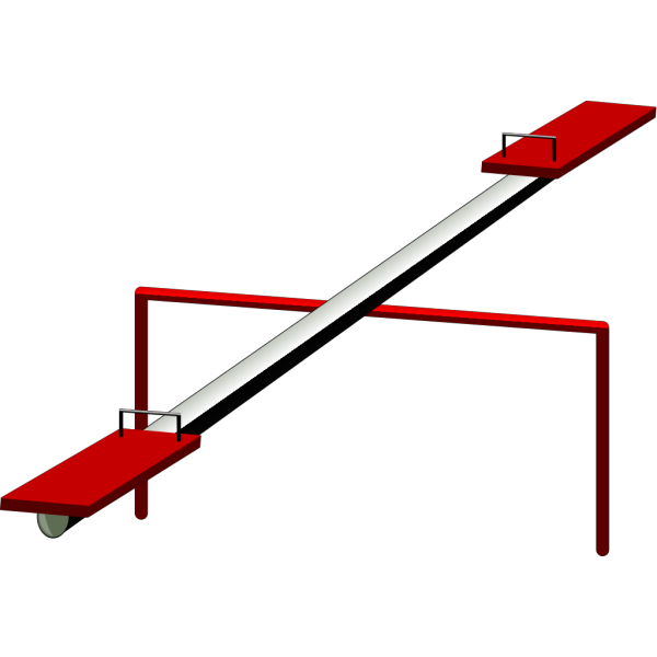 Seesaw PNG Clip art