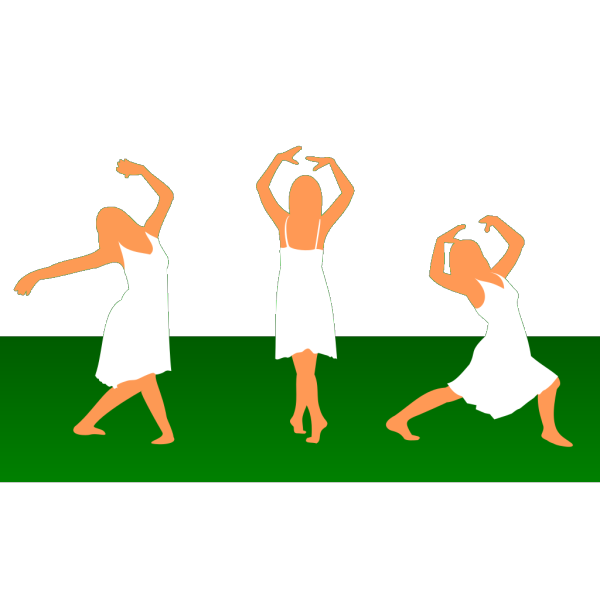 Girl Dance PNG Clip art