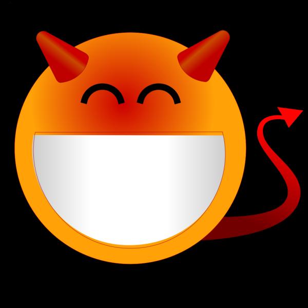 Face Devil PNG Clip art
