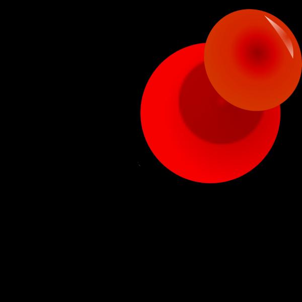 Thumbtack/pushpin 2 PNG Clip art