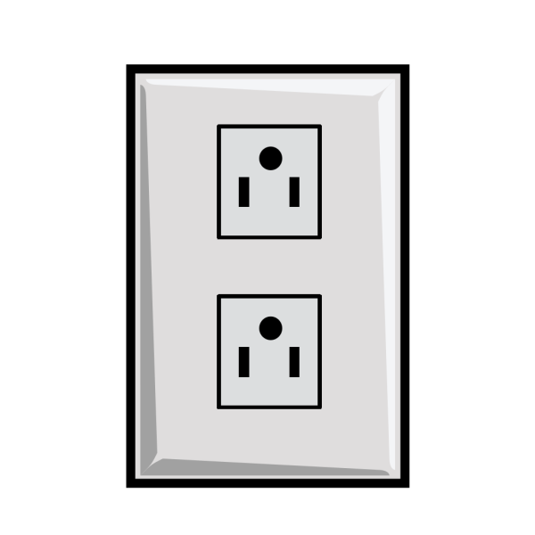 Power Outlet, Us PNG images