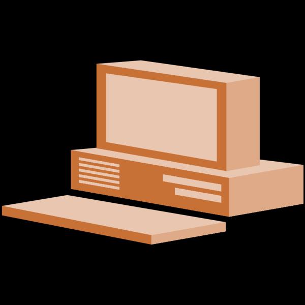 Desktop Computer PNG Clip art
