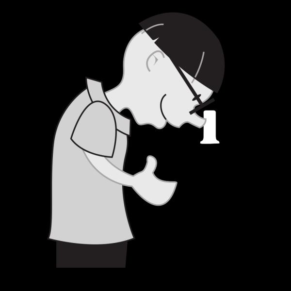 Scientist Standing PNG Clip art
