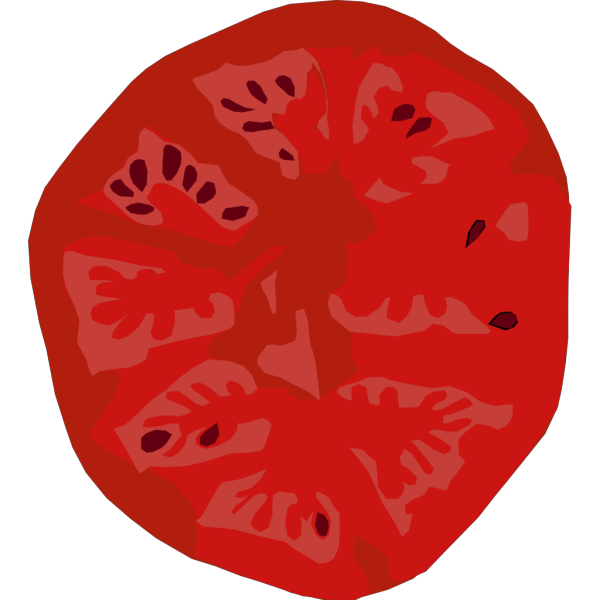 Tomato Slice PNG images