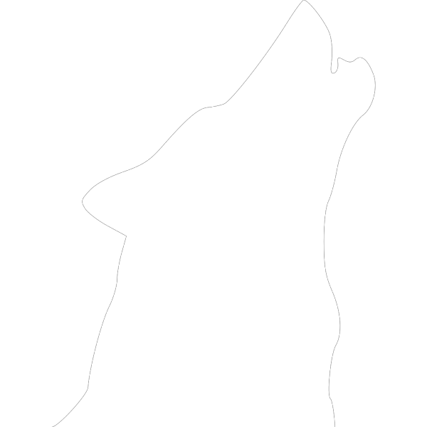 Wolf Head PNG images