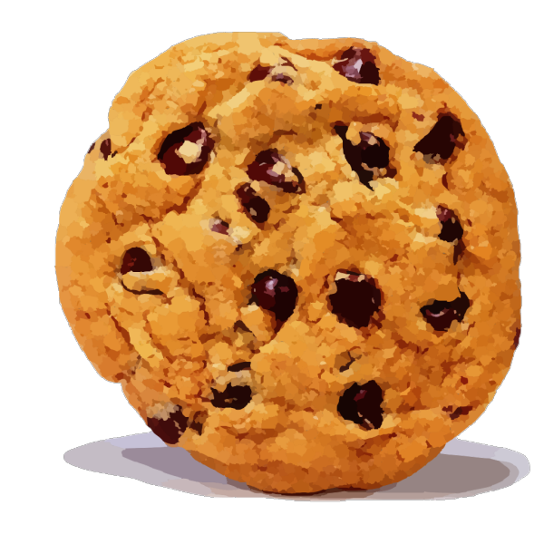 Chocolate Chip Cookie PNG Clip art