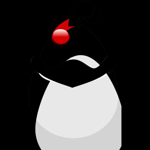 Easter Egg Hen PNG Clip art