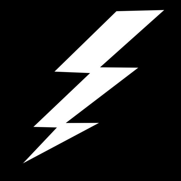 Red Lightening Bolt PNG images