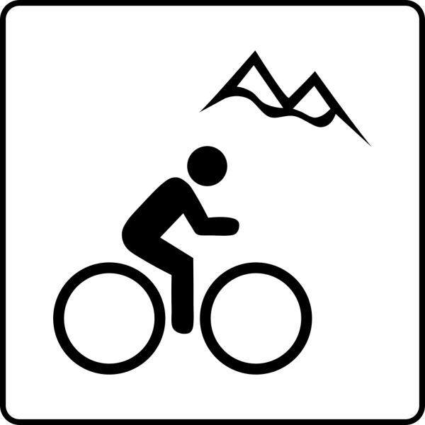 Hotel Icon Near Mountain Biking PNG Clip art