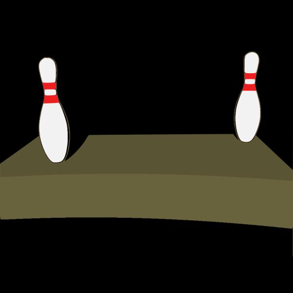 Bowling 4-10 Split PNG Clip art