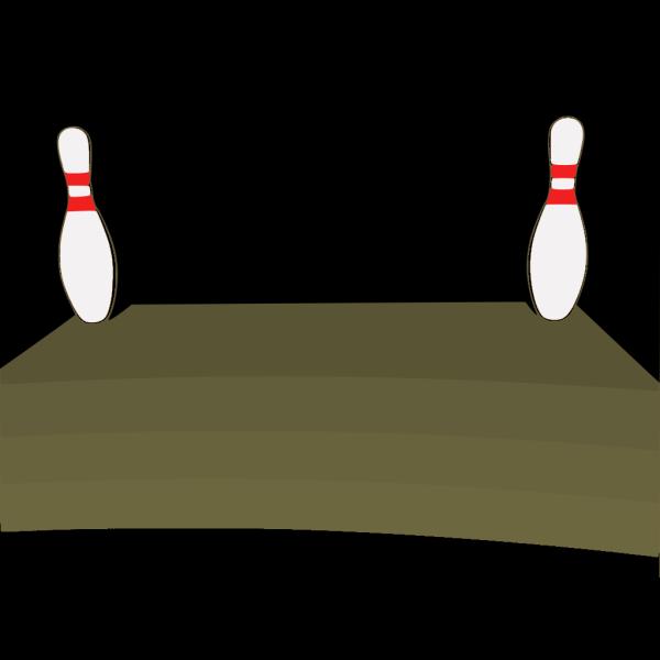 Bowling 7-10 Split PNG Clip art