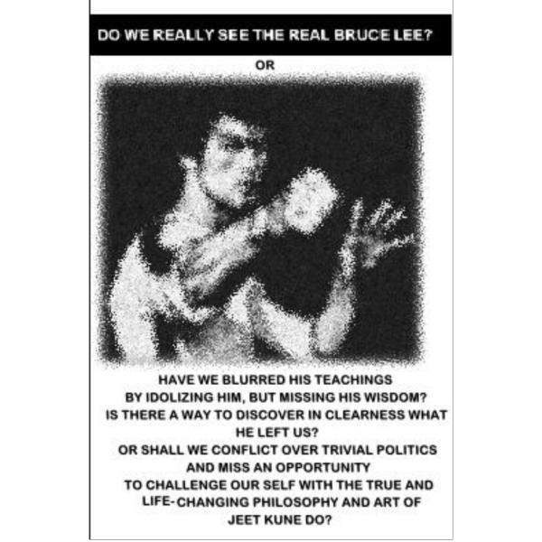Bruce Lee Do We See? PNG Clip art