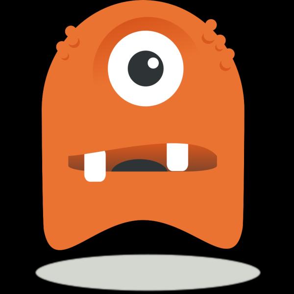 Monster Pac PNG Clip art
