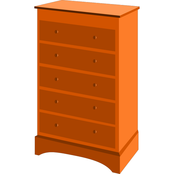 Chest Of Drawers PNG images