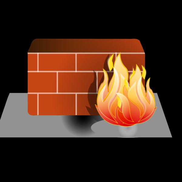 Cartoon Firewall PNG Clip art