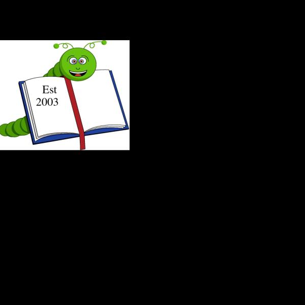Bookworm PNG Clip art