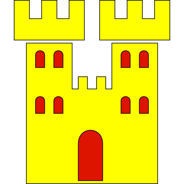 Castle 16 PNG Clip art