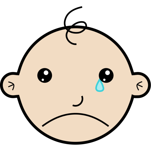Baby Crying PNG Clip art