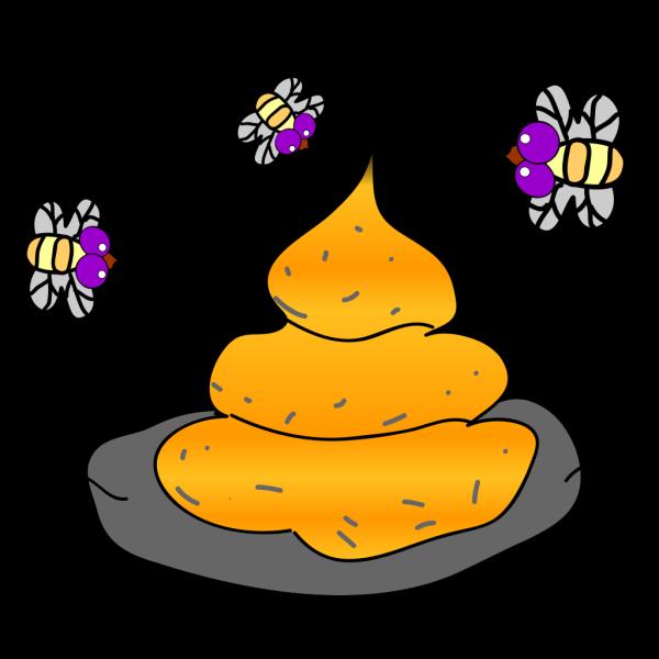 Flys Feces PNG Clip art