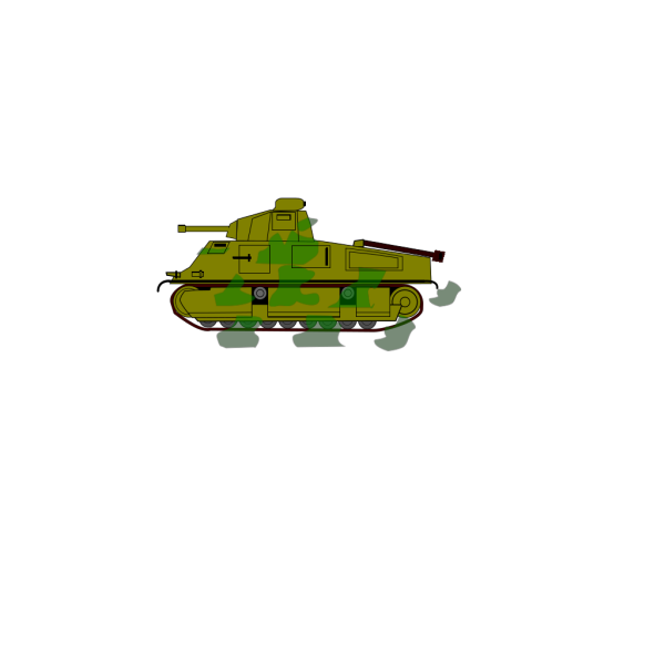 Military Tank PNG Clip art