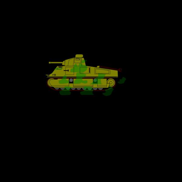 Military Tank PNG Clip art