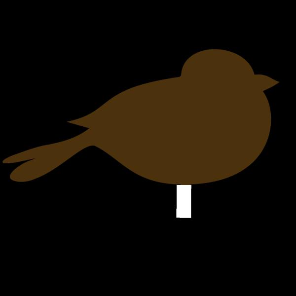 Brown Bird PNG Clip art