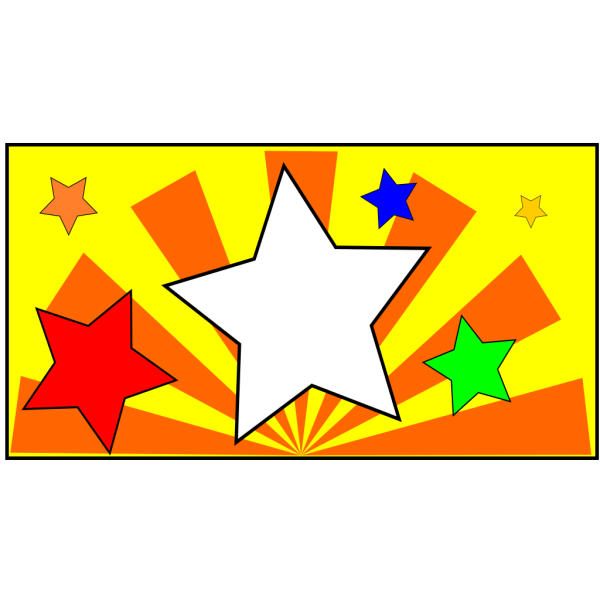 The Star PNG Clip art