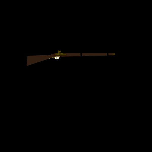 Musket American Gun PNG Clip art
