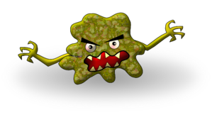 Cartoon Virus PNG images