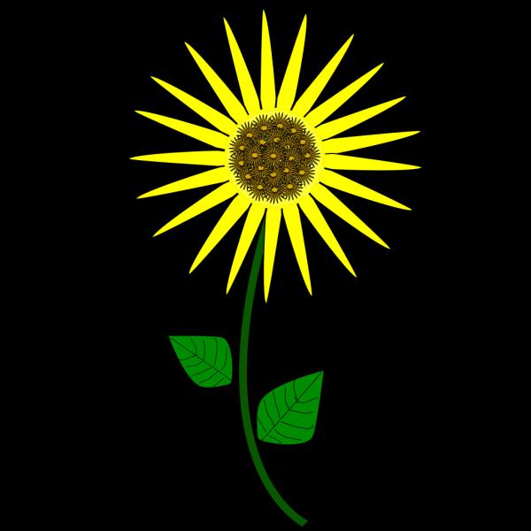Sunflower Cartoon PNG Clip art