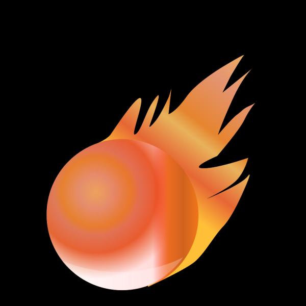 Fire Ball PNG Clip art