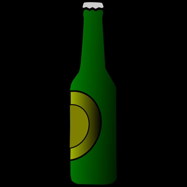 Beer Bottle 5 PNG Clip art