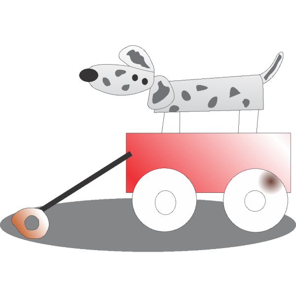 Toy Wagon PNG images