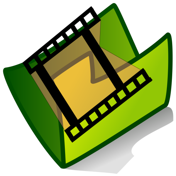 Video Folder PNG icons