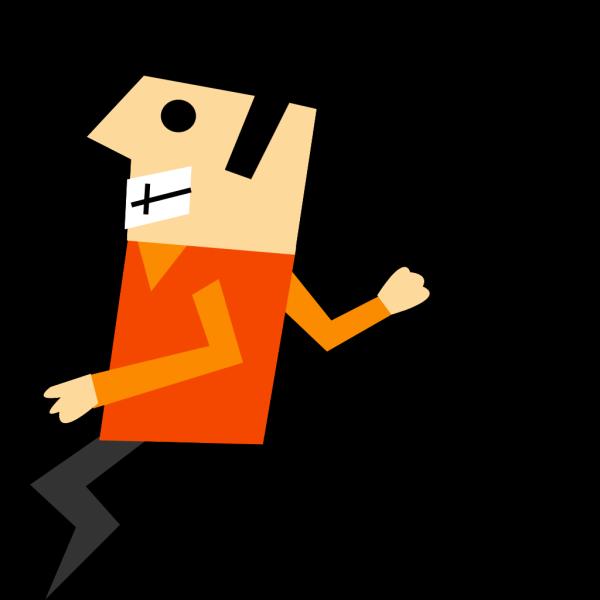 Designer Running PNG Clip art