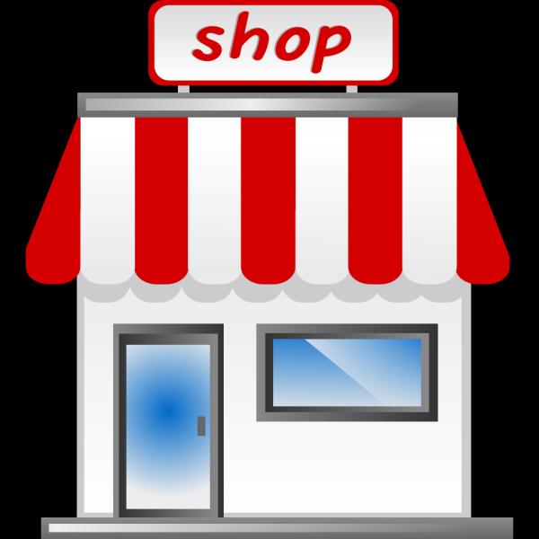 Shop Front Icon PNG Clip art