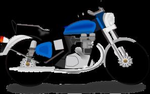 Royal Motorcycle PNG Clip art