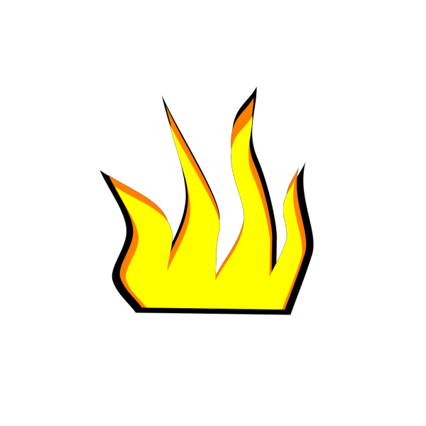Cartoon Fire PNG Clip art