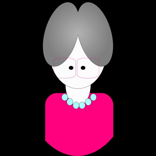 Grandmas Cartoon Picture PNG Clip art